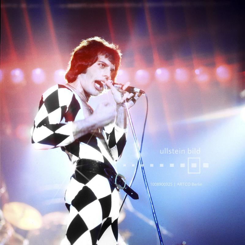 5000 exklusive Musik-Fotos der 70er, 80er und 90er Jahre