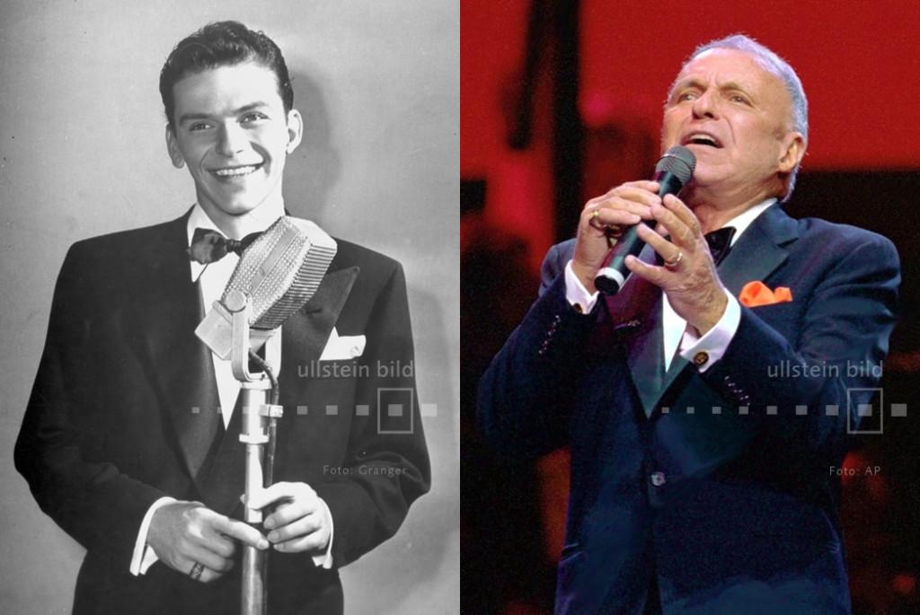 Frank Sinatra 1930er & 1992