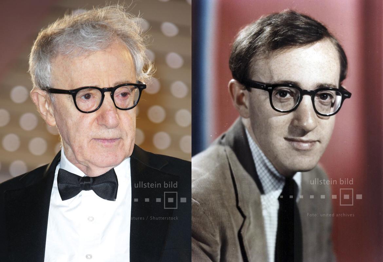 Woody Allen 2015 & c1970