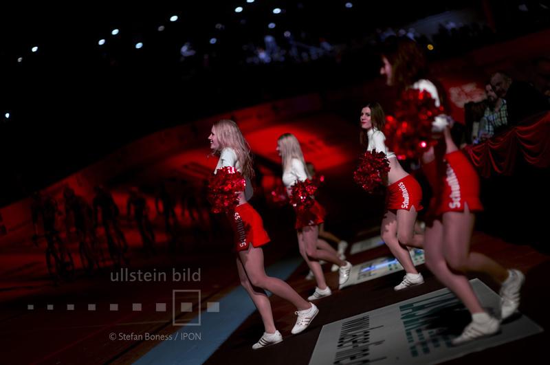 Cheerleader © ullstein bild - Stefan Boness / IPON