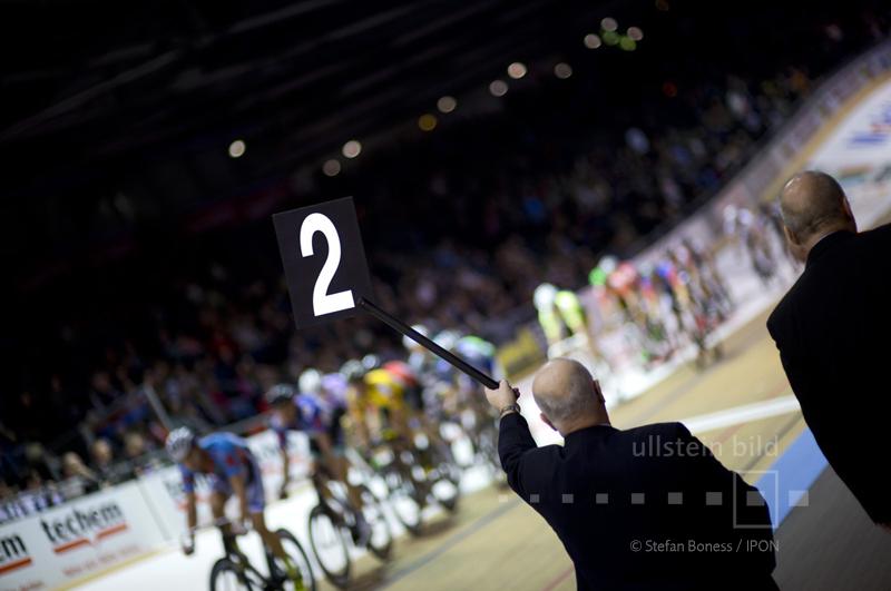 Im Rennen © ullstein bild - Stefan Boness / IPON