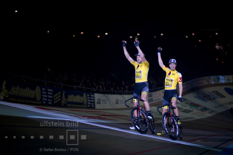 Leif Lampater und Marcel Kalz jubeln  © ullstein bild - Stefan Boness / IPON