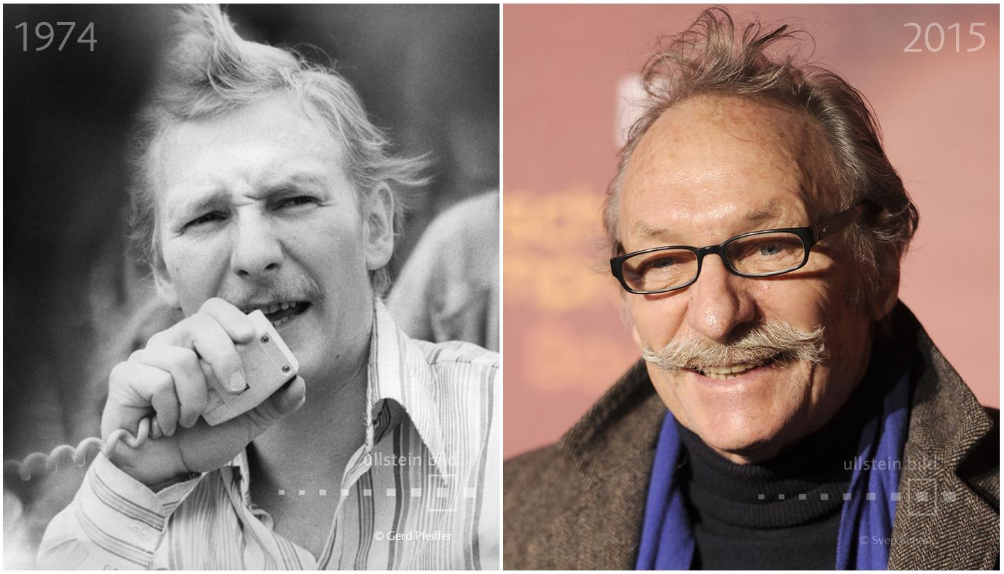 Franz Xaver Kroetz 1974 & 2015
