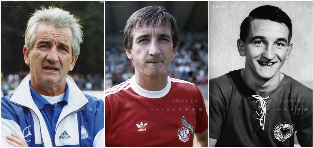 Hannes Löhr 1997, 1977, 1964