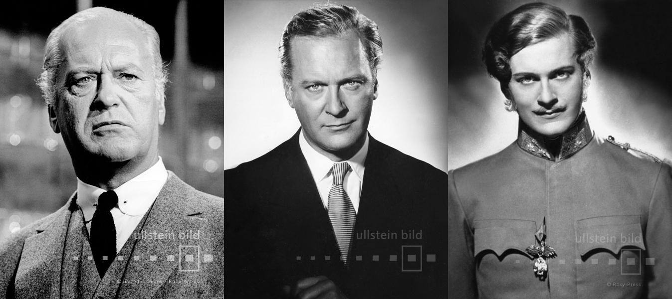 Curd Jürgens 1966, 1953, 1935