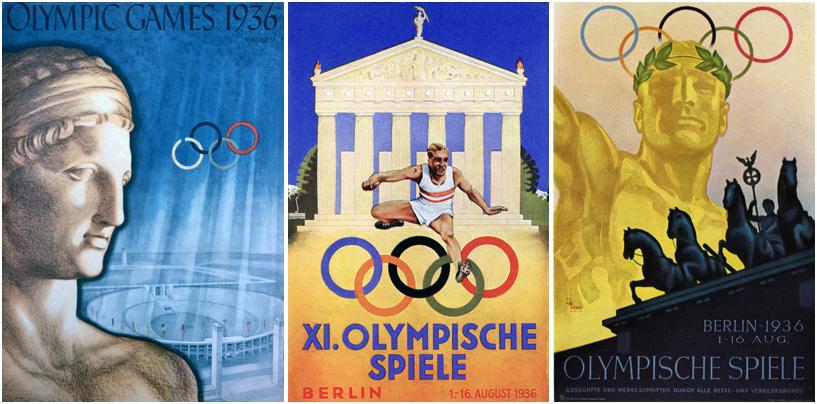 Olympische Sommerspiele 1936 In Berlin Ullstein Bild Blog