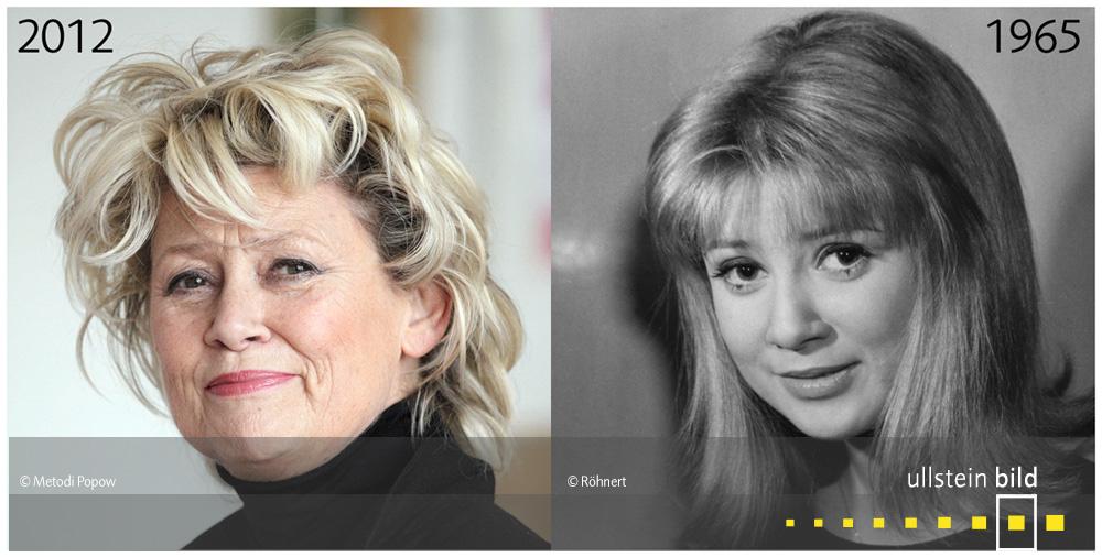 Gitte Haenning 2012 & 1965