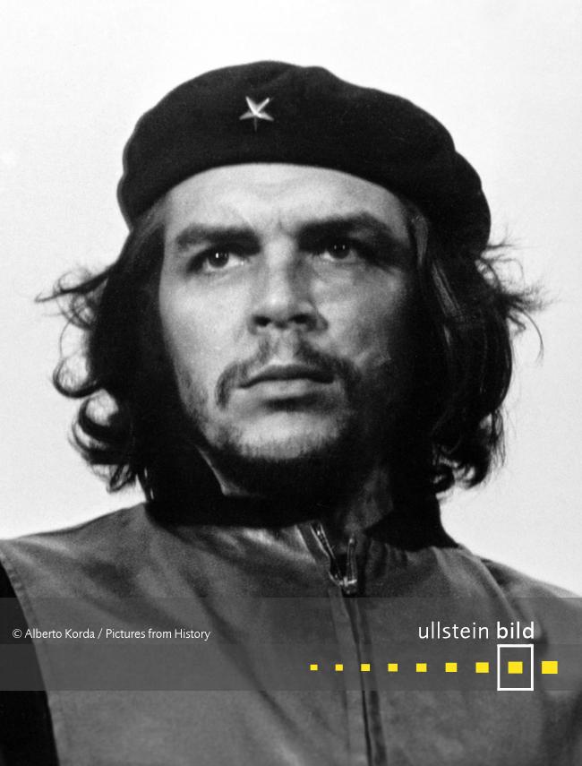 CHE GUEVARA 50. Todestag am 9. Oktober 2017