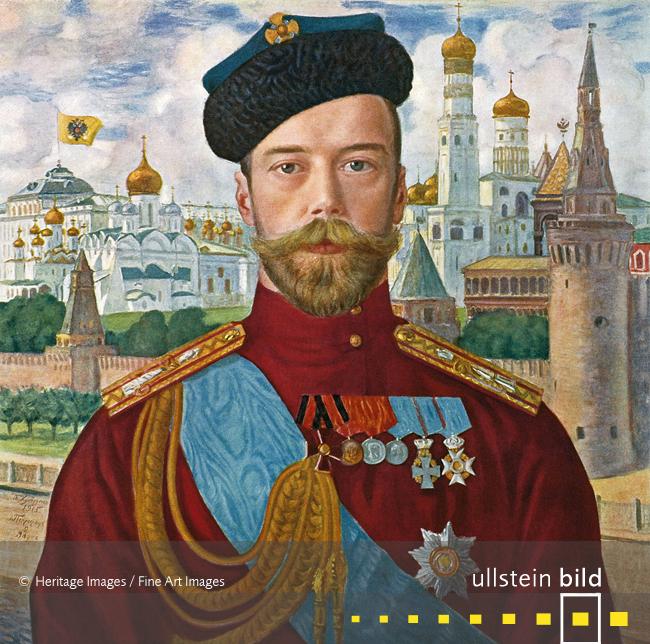 ZAR NIKOLAUS II. VON RUSSLAND 150. Jahrestag der Abdankung am 15.03.2017