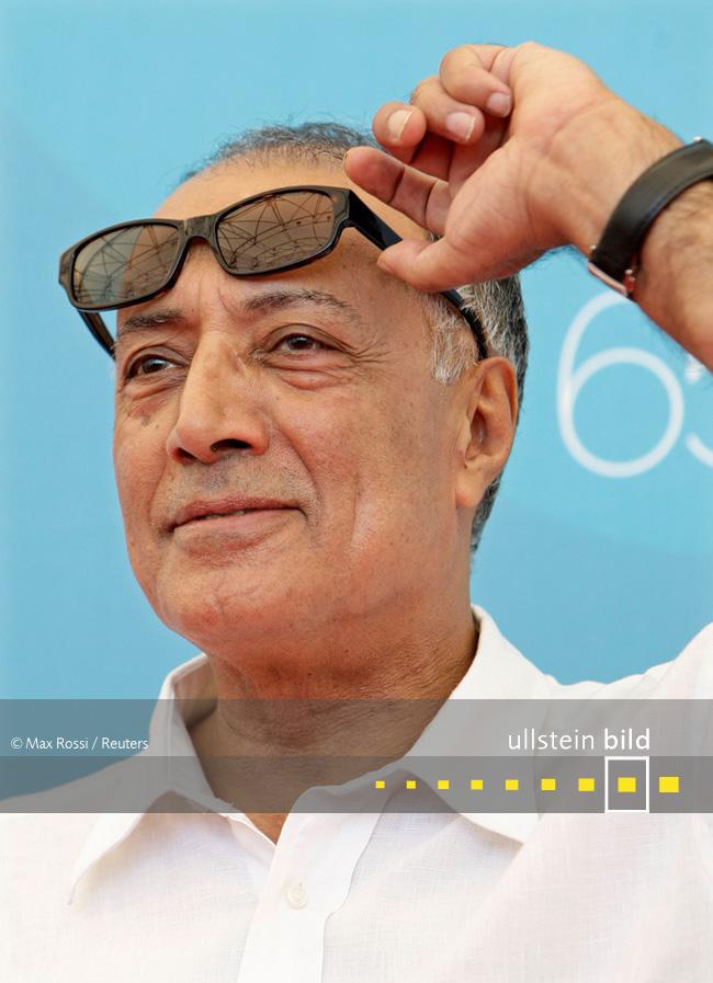 Abbas Kiarostami † 4. Juli 2016 in Paris