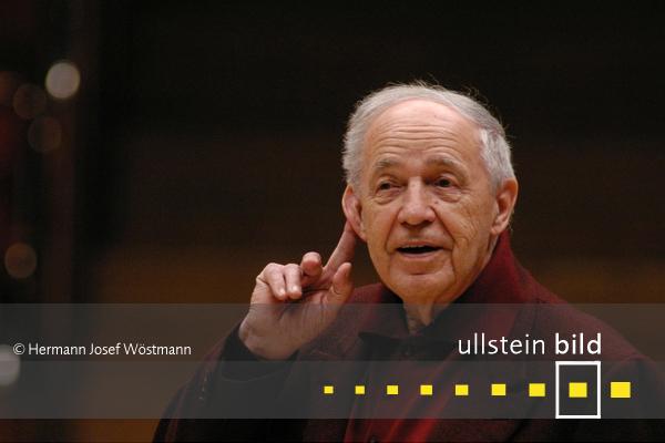 Pierre Boulez † 5. Januar 2016 in Baden-Baden