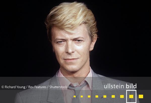 David Bowie † 10. Januar 2016 in New York