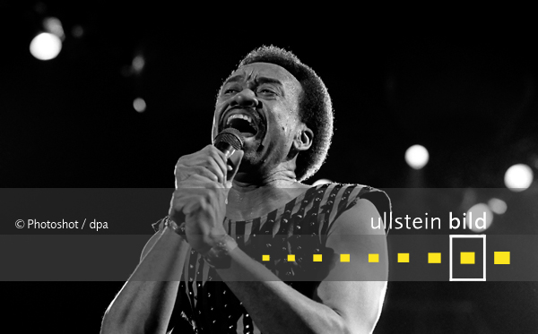 Maurice White † 3. Februar 2016 in Los Angeles
