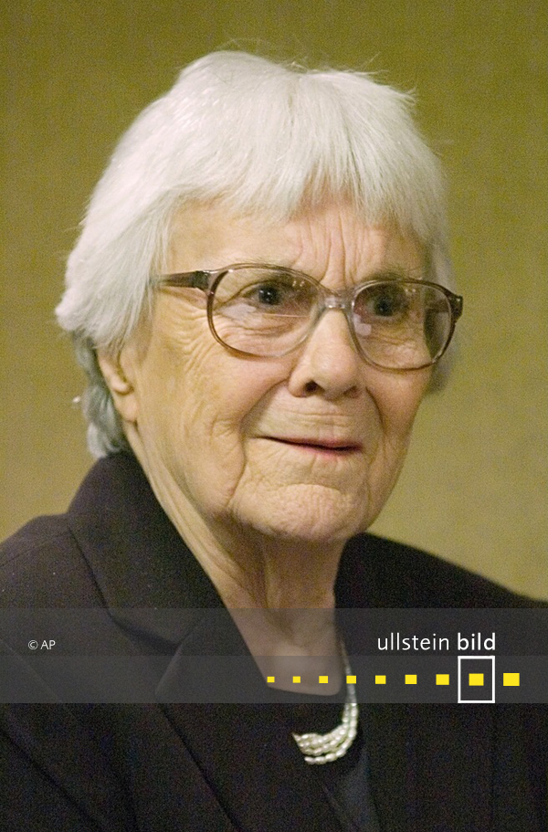 Harper Lee † 19. Februar 2016 in Monroeville/Alabama