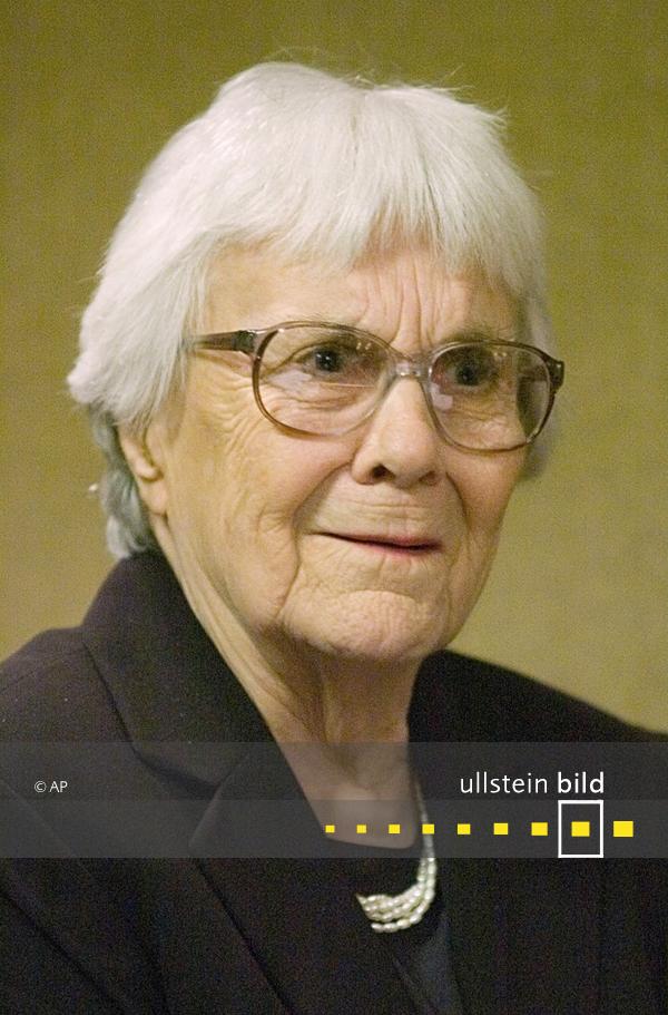 Harper Lee † 19. Februar 2016 in Monroeville/Alabama