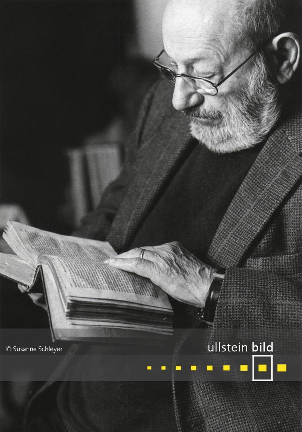 Umberto Eco † 19. Februar 2016 in Mailand