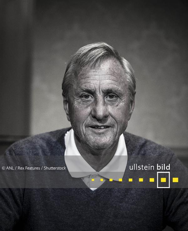 Johan Cruyff † 24. März 2016 in Barcelona