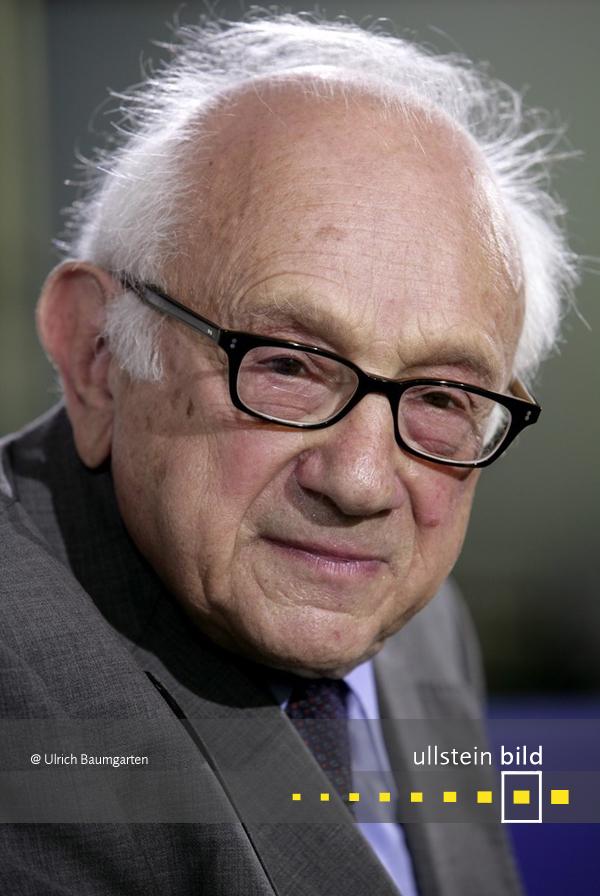 Fritz Stern † 18. Mai 2016 in New York