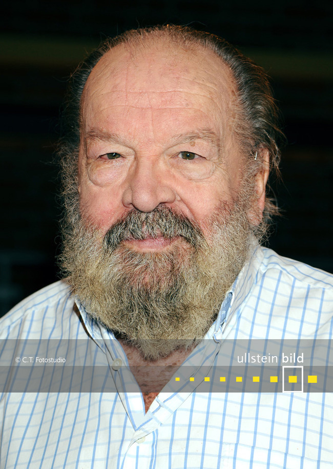 Bud Spencer † 27. Juni 2016 in Rom