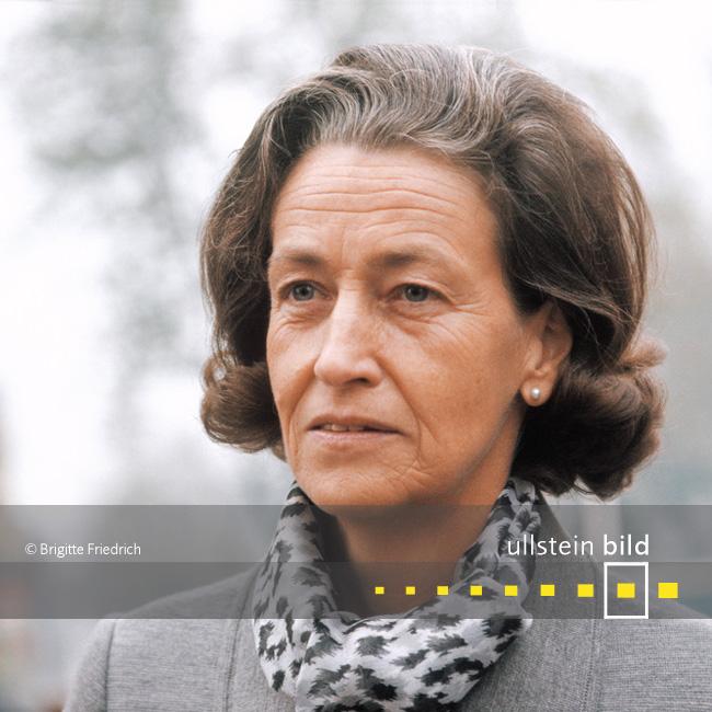 Katharina Focke † 10. Juli 2016 in Köln