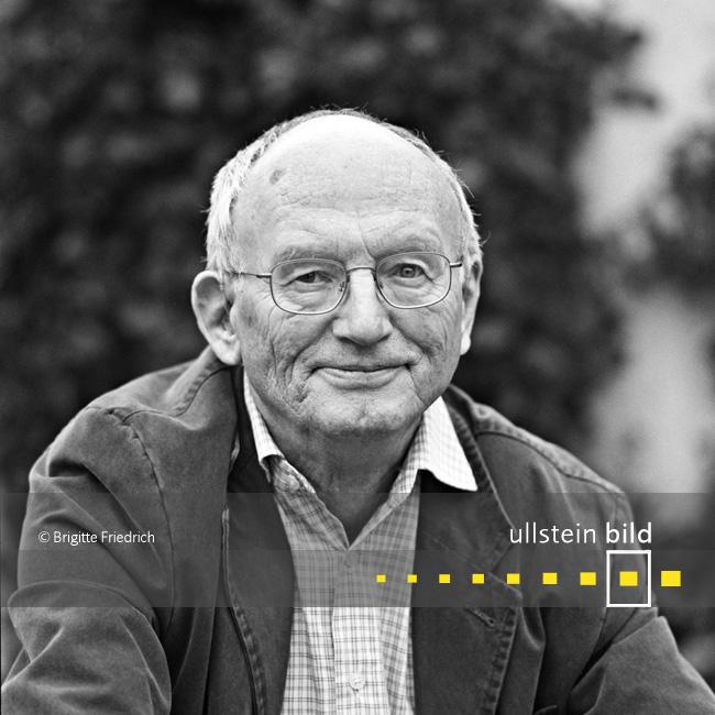 Hermann Kant † 14. August 2016 in Neustrelitz