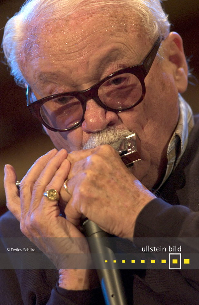 Toots Thielemans † 22. August 2016 in Brüssel