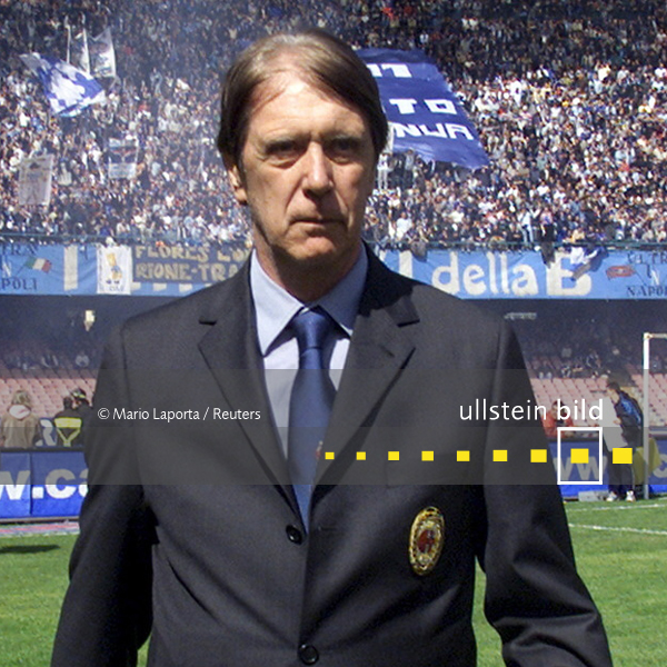 Cesare Maldini † 3. April 2016 in Mailand
