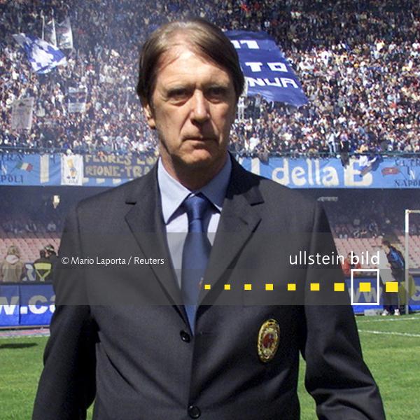 Cesare Maldini † 3. April 2016 in Mailand