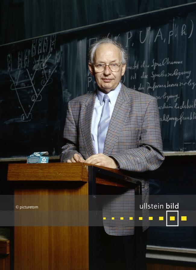 Reinhard Selten † 23. August 2016 in Posen