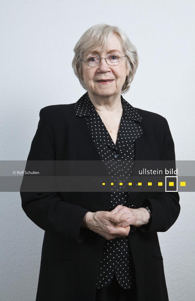 Jutta Limbach † 10. September 2016 in Berlin