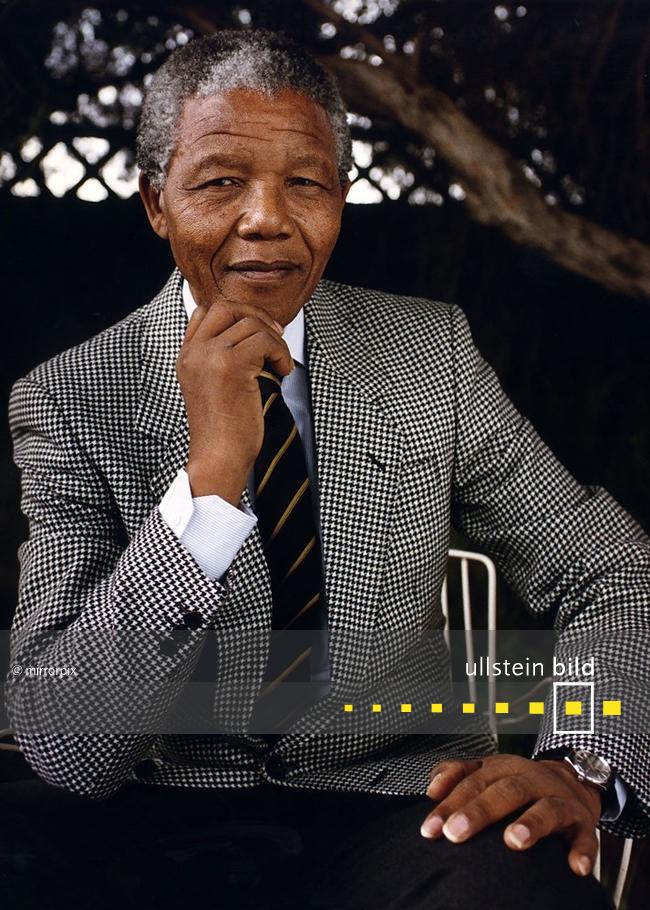 NELSON MANDELA 100. Geburtstag am 18. Juli 2018