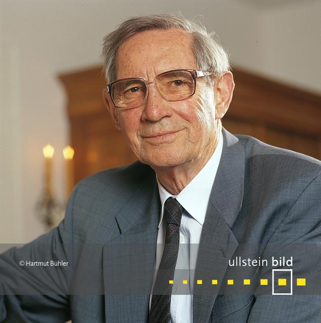 Karl Dietrich Bracher † 19. September 2016 in Bonn