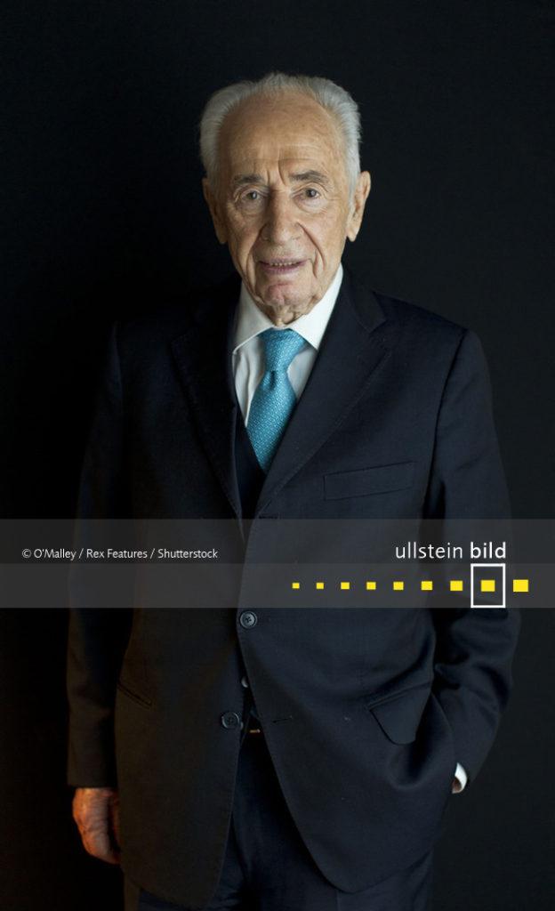 Schimon Peres † 28. September 2016 in Tel Aviv