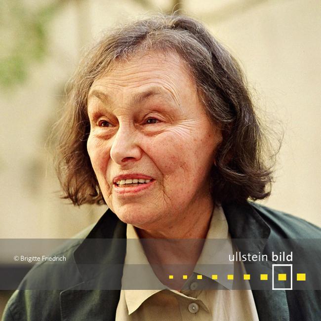 Ilse Aichinger † 11. November 2016 in Wien