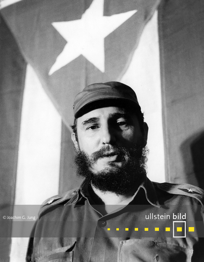 Fidel Castro † 25. November 2016 in Havanna