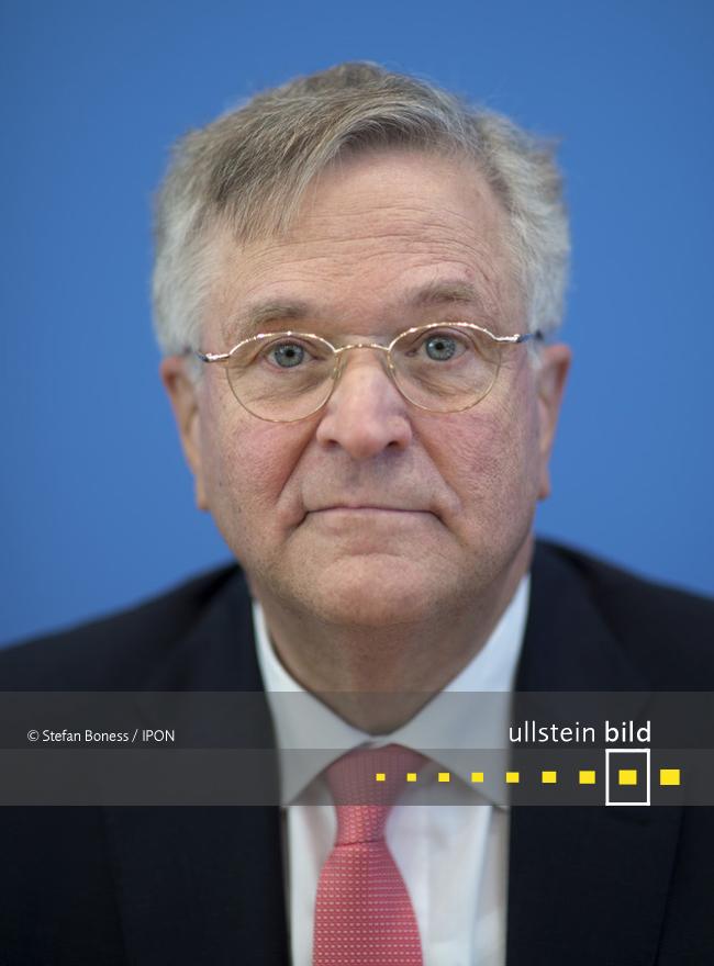 Peter Hintze † 26. November 2016 in Köln