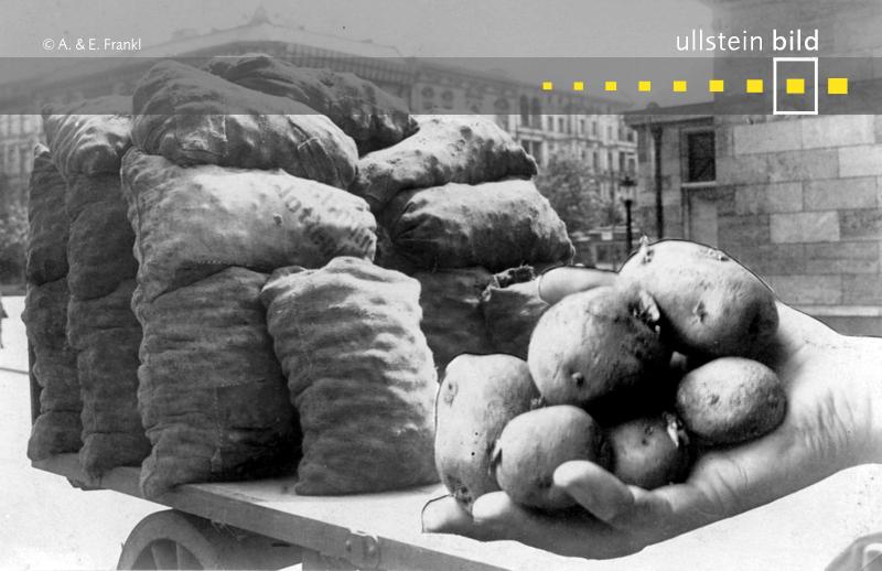 zur Fotoserie Preisvergleich, der das Ausmaß der Hyperinflation 1923 verdeutlichtet
