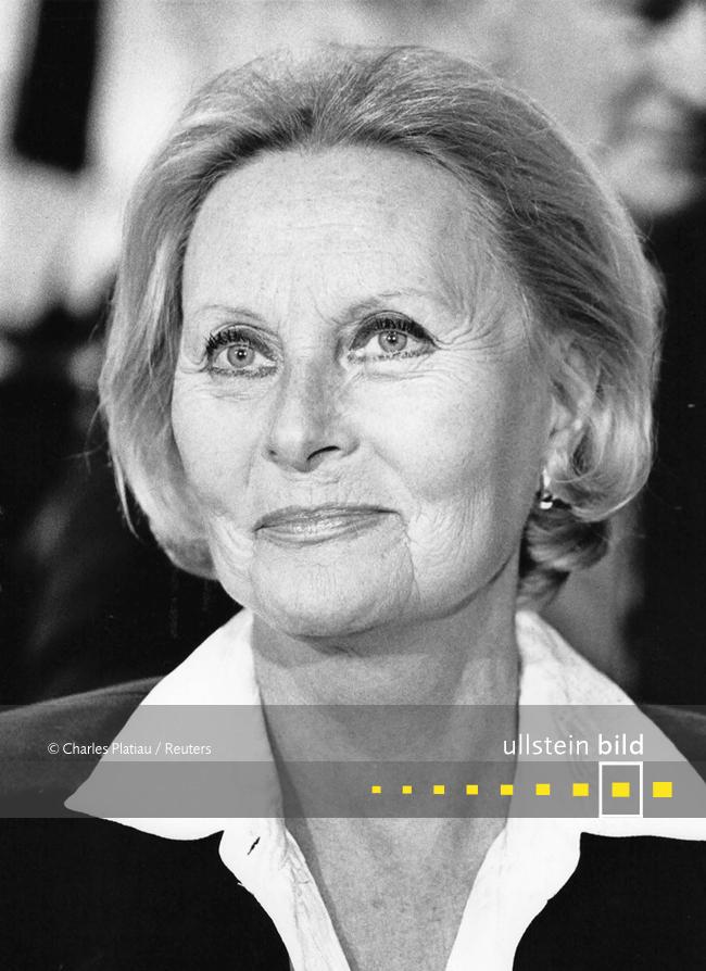 Michèle Morgan † 20. Dezember 2016 in Meudon