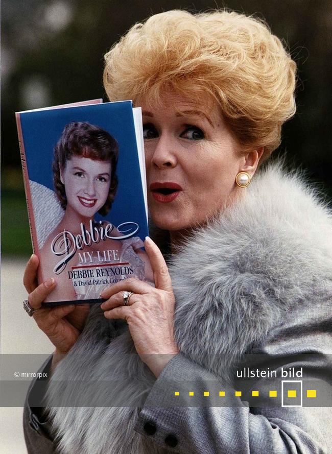 Debbie Reynolds † 28.12.2016 in Los Angeles, Kalifornien