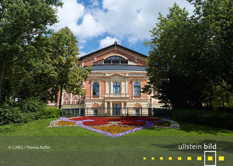 Festspielhaus auf dem Grünen Hügel 1872-2016