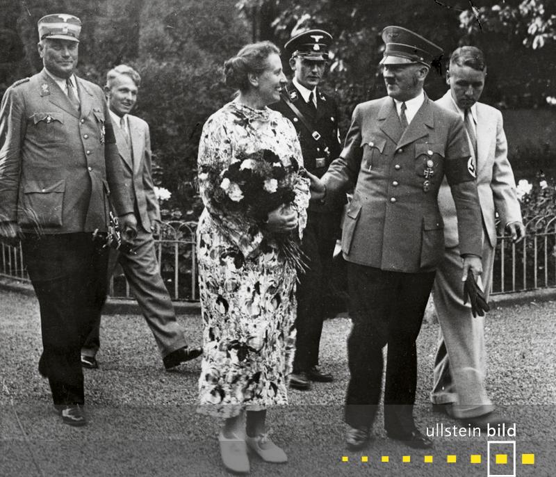 Adolf Hitler und der Wagner-Clan