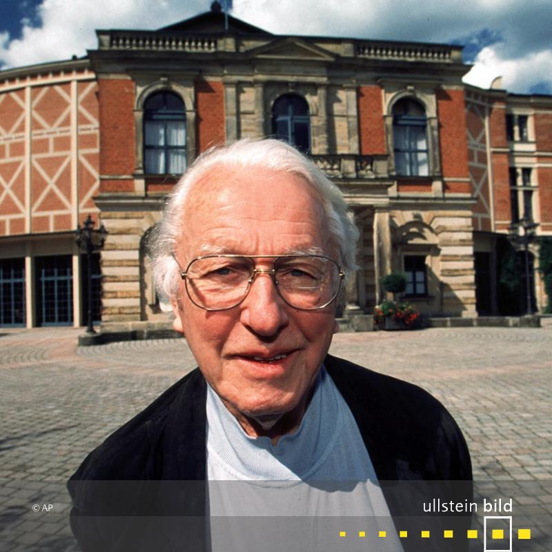 Wolfgang Wagner *1919-2010†