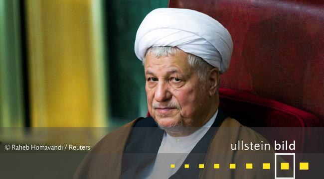 Ali Akbar Haschemi Rafsandschani † 8. Januar 2017 in Teheran