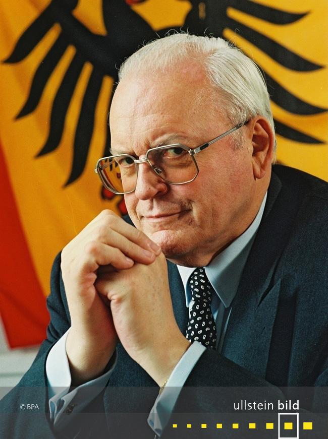 Roman Herzog † 10. Januar 2017 in Jena