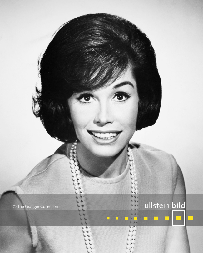 Mary Tyler Moore † 25. Januar 2017 in Greenwich, Connecticut