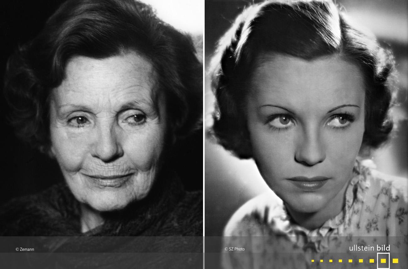 Hilde Krahl 1993 & 1938