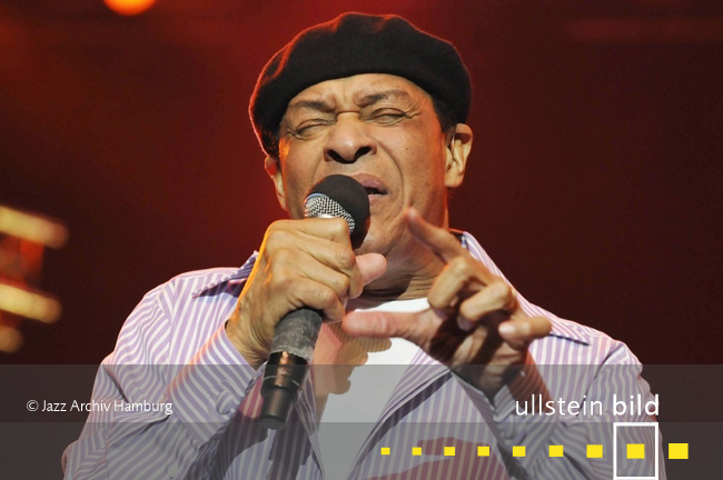 Al Jarreau † 12. Februar 2017 in Los Angeles