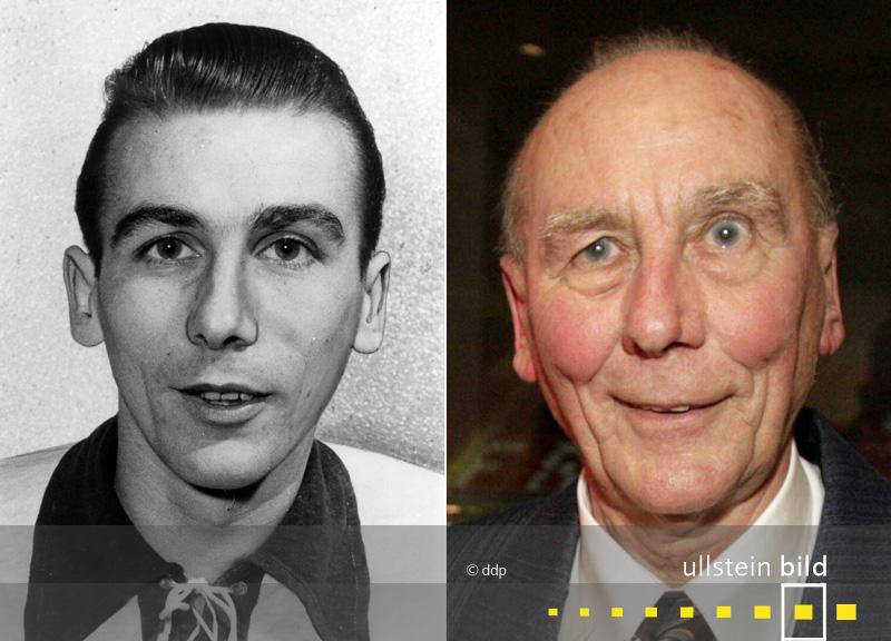 Horst Eckel 1954 & 2007