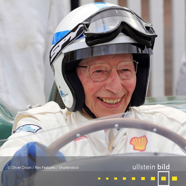 John Surtees † 10. März 2017 in London