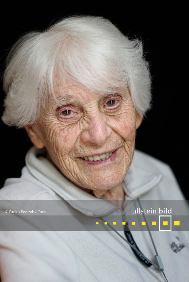 Ingeborg Rapoport † 23. März 2017 in Berlin